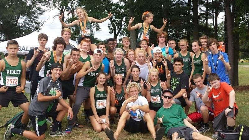 Ridley Cross Country Team